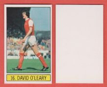 Arsenal David O`Leary 16